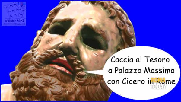 Caccia al Tesoro al Museo di Palazzo Massimo