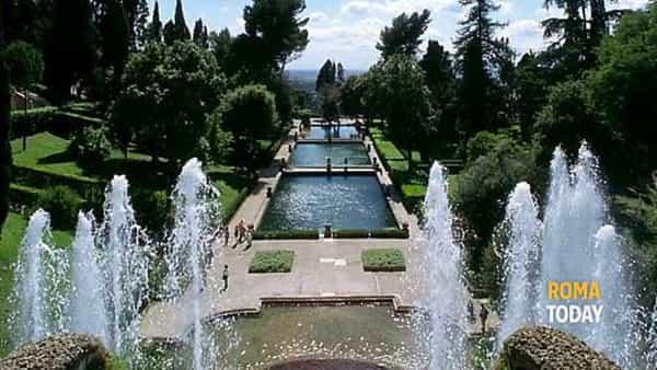 Pasquetta a Villa d'Este, capolavoro del Rinascimento
