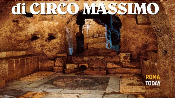 Il mitreo sotterraneo di Circo Massimo - visita guidata con apertura straordinaria