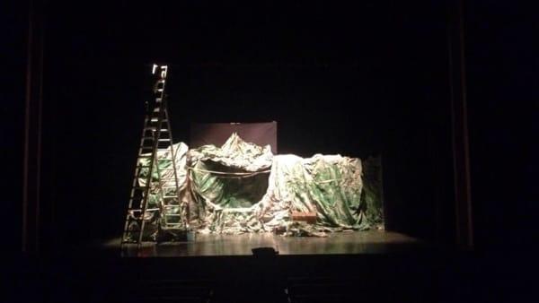 Il tesoro di carta al Teatro Verde