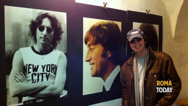"Gary Gibson superospite dell'evento ""The Beatles's Day"" al Roma Vintage il 29 giugno"