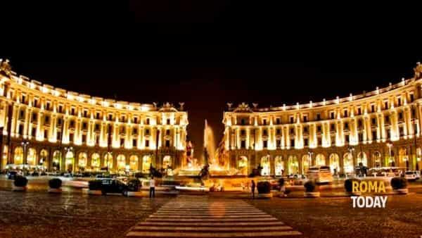 Intorno a piazza della Repubblica: dalle Terme di Diocleziano a Gaetano Koch