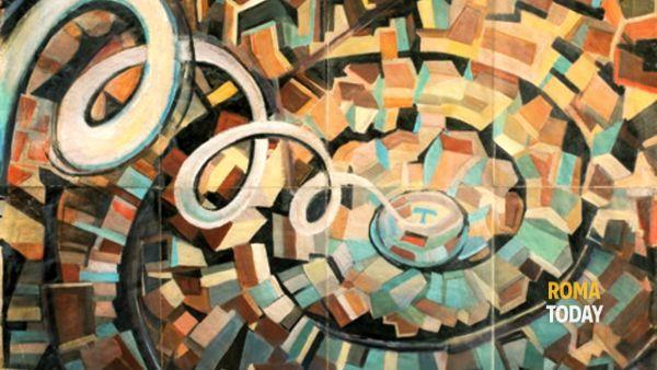 Tato, 60 opere del maestro dell'aeropittura alla Galleria Russo