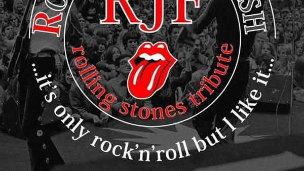 Rjf-Rolling Jack Flash al Riverside