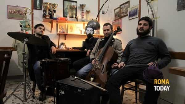 I Camera in concerto a Roma con TVATT musiche dal progetto teatrale