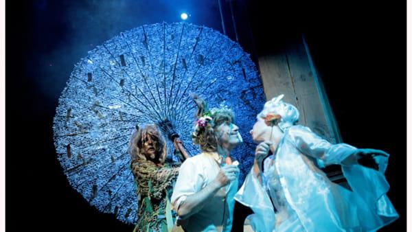 Sogno di una notte di mezza estate al Globe Theatre