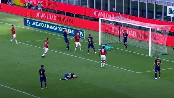 VIDEO | Milan-Roma 2-0: ko a San Siro e Champions più lontana. Gli highlights
