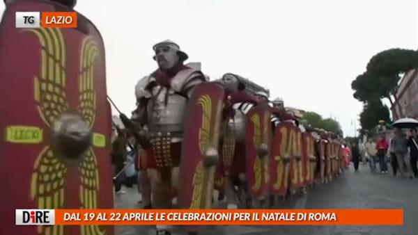 Tg Roma e Lazio, le notizie dell'11 aprile 2019