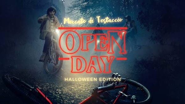 Halloween al Mercato Testaccio