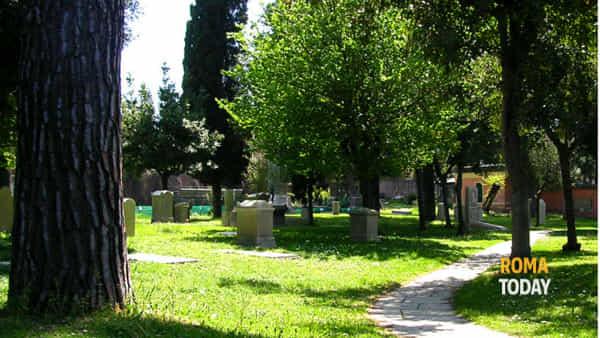 Cimitero Acattolico e il Museo della via Ostiense