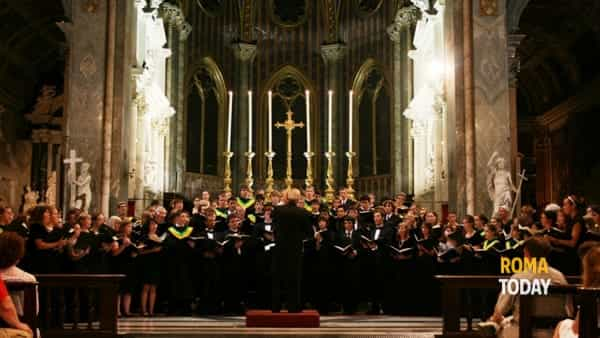 Rome Choral festival a S.Maria sopra Minerva
