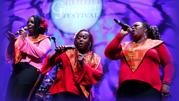 Harlem Gospel Choir all'Auditorium