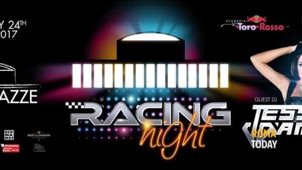 Jessie Diamond Racing Night a Le Terrazze
