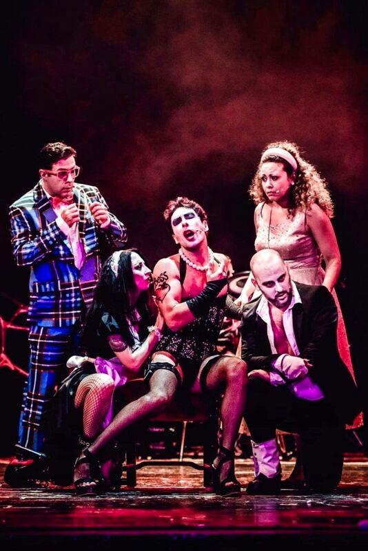 Rocky Horror Erotic Dream di scena al Confusione Fest