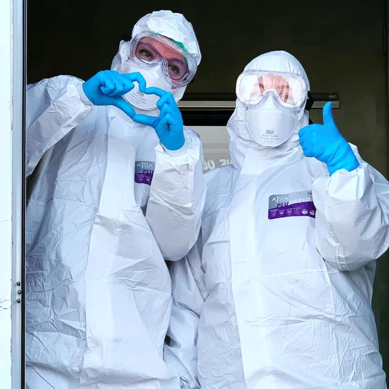 Coronavirus, Asl Roma 2 premiata per il progetto