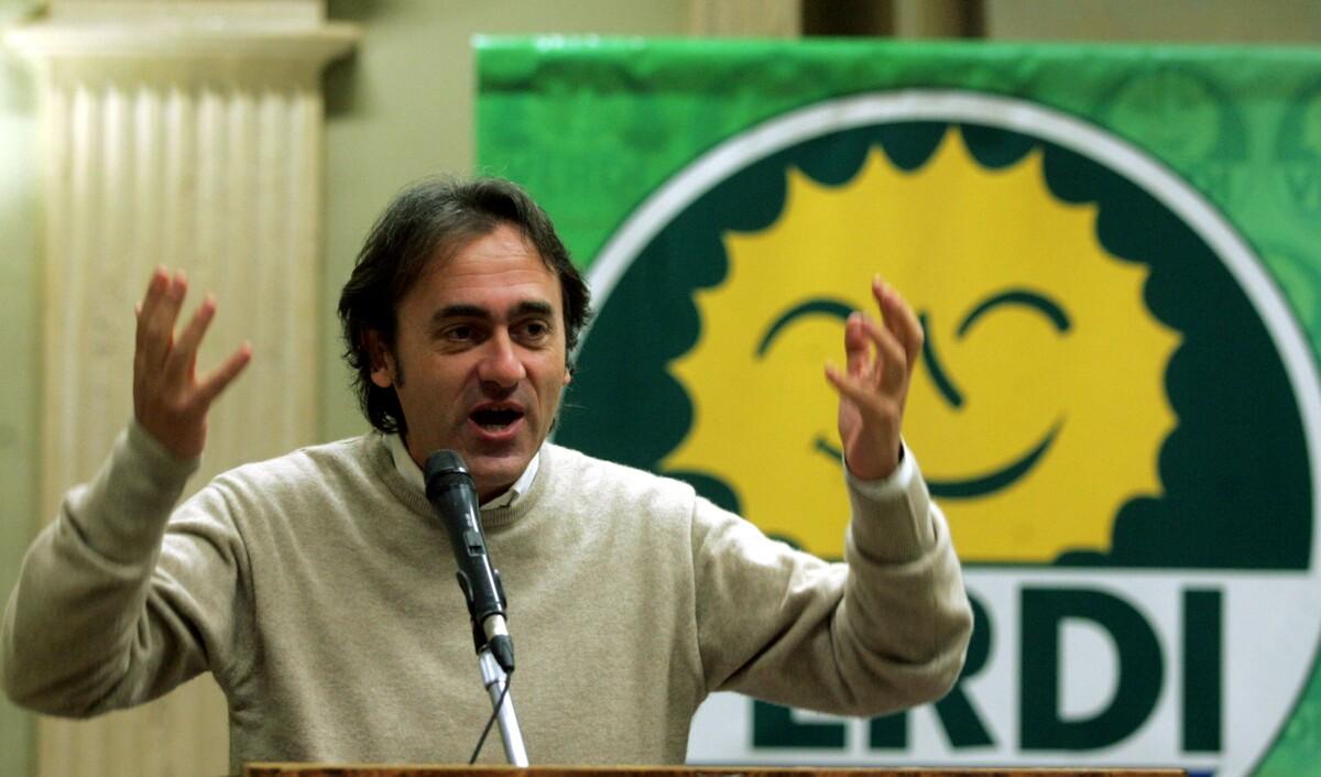 """Angelo Bonelli (Europa Verde): """"La politica usa l'ambientalismo come una bandierina, noi saremo in ogni città"""""""