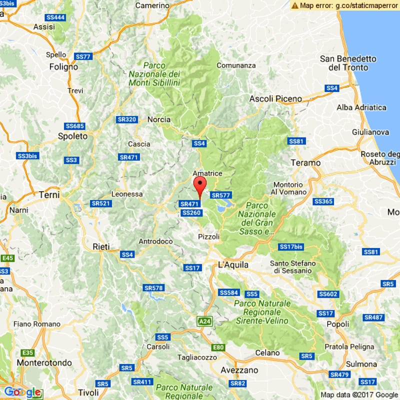 Cartina Italia Terremoti.Terremoto Roma Oggi 18 Gennaio 2017