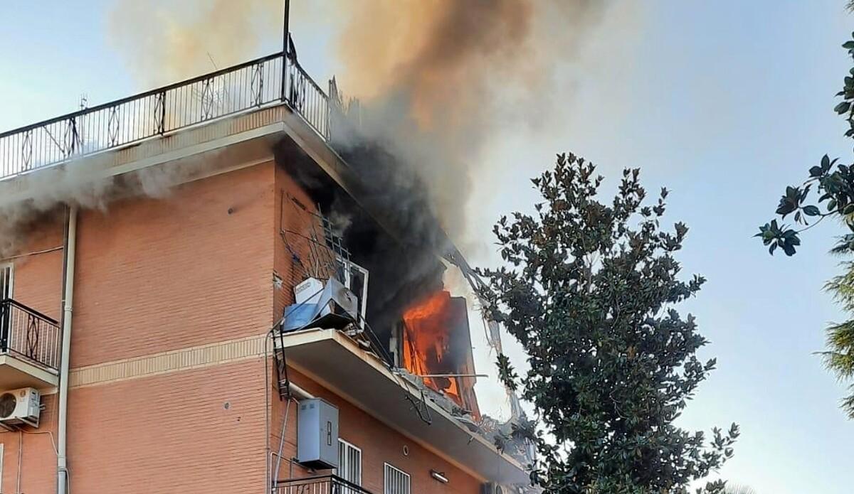 Esplosione a Torre Angela, scatta la raccolta fondi per aiutare una famiglia