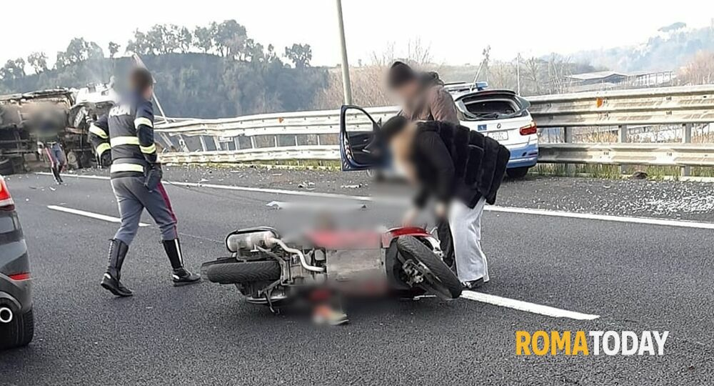 Incidente Raccordo 19.02.2021 1 (Foto Umberto Pagoni)-3