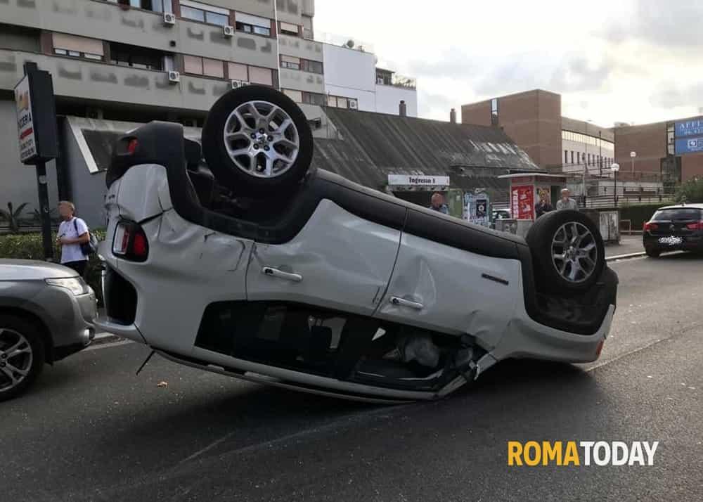 Incidente Spinaceto 20.10.19  2-2