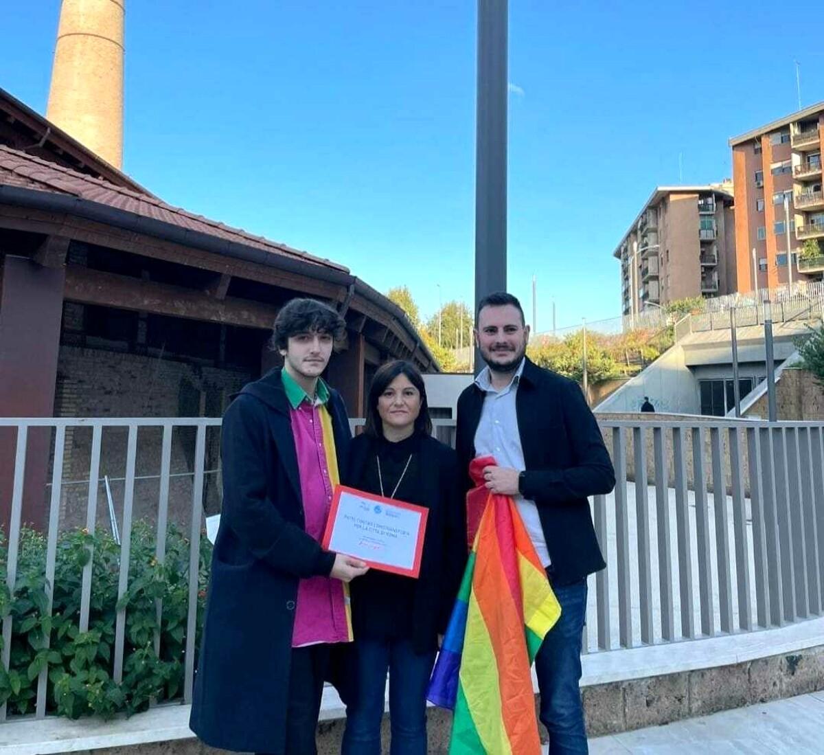 Elezioni Municipio XIII, Sabrina Giuseppetti (centrosinistra) sottoscrive il patto contro l'omotransfobia