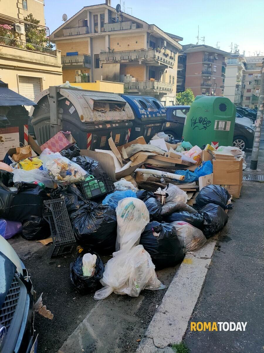 """Roma lercia, l'allarme dei medici: """"Dopo la pandemia, ora il rischio sanitario per i rifiuti"""""""