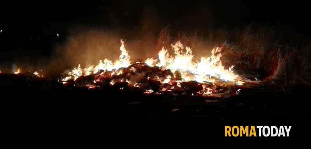 Incendio via Ortona de Marsi 1-2