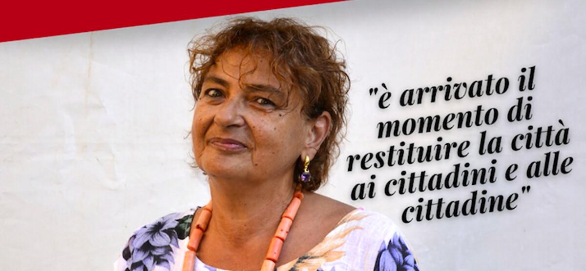 Chi è Francesca Anna Perri, candidata presidente del XII Municipio per Potere al Popolo