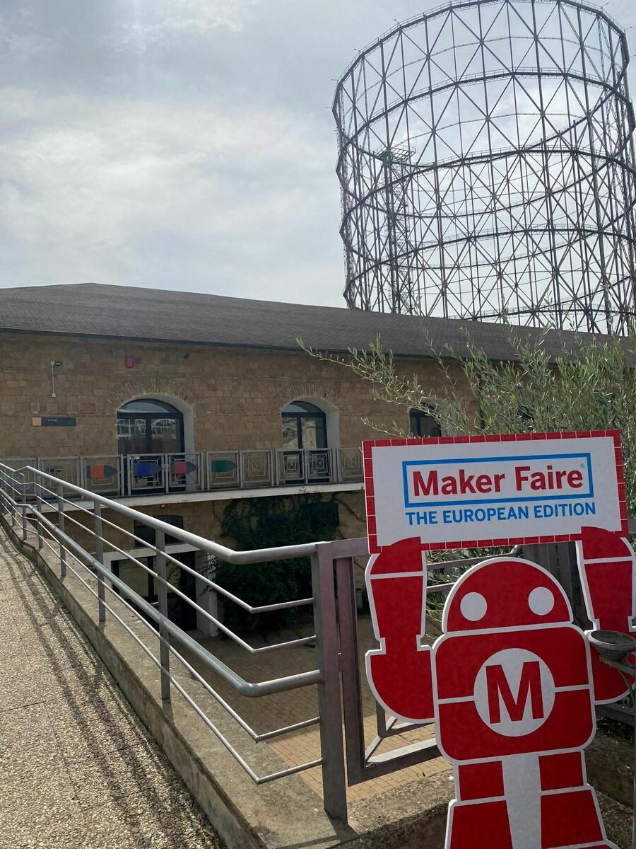 Torna il Maker Faire Roma dall'8 al 10 ottobre:
