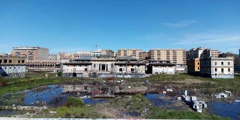 Stadio della Roma, fari accesi su Ostiense: nel mirino gli ex Mercati Generali