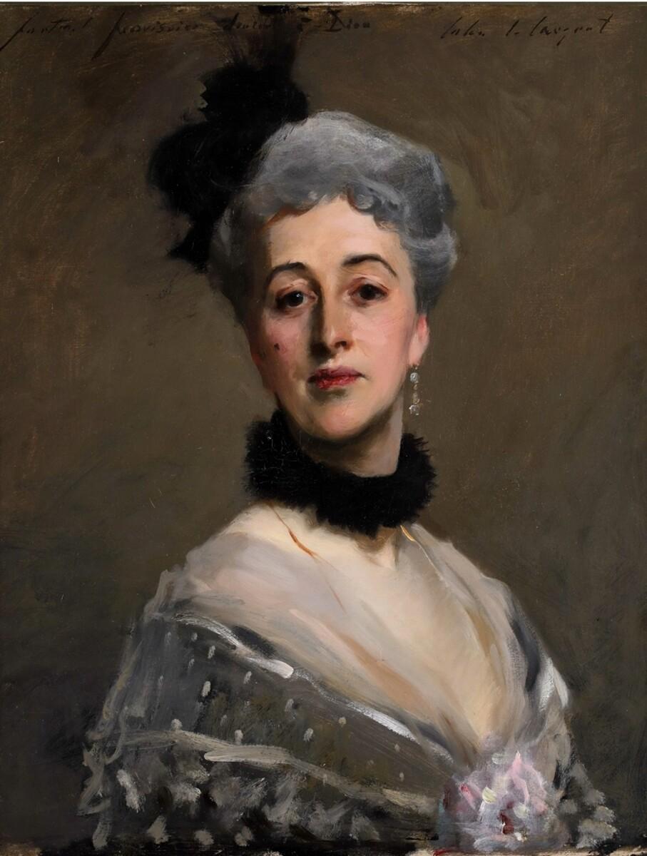 Arriva a Roma il ritratto della Principessa de Beaumont di John Singer Sargent