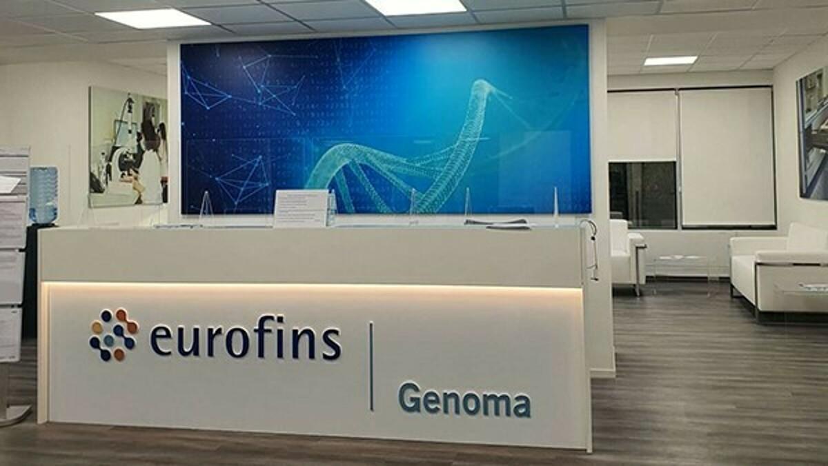 Eurofins prosegue la lotta contro il Covid-19 grazie ai test salivari