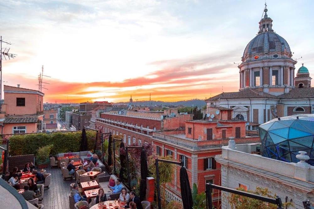 Ristoranti con terrazza a Roma | indirizzi