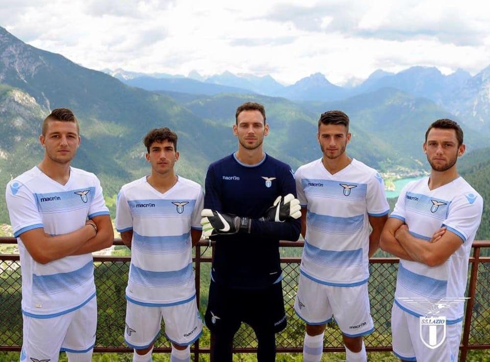 S.S. Lazio , terza maglia 2016/2017: foto notizie aggiornamenti