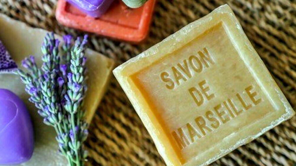 Sapone di Marsiglia: come pulire casa con un prodotto naturale
