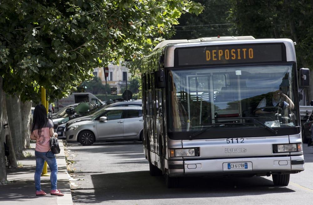 Perché gli autobus di Roma sono senza aria condizionata?