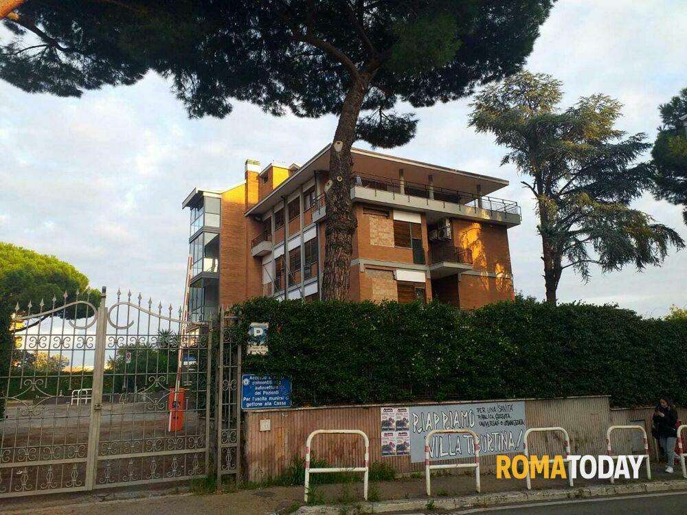 """""""Riapriamo Villa Tiburtina"""", l'assemblea pubblica al parco Cicogna"""