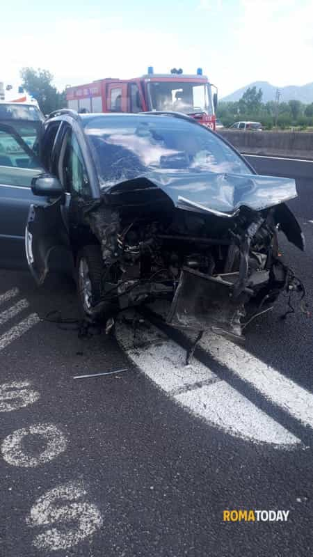 Incidente A1 29.05.19-2