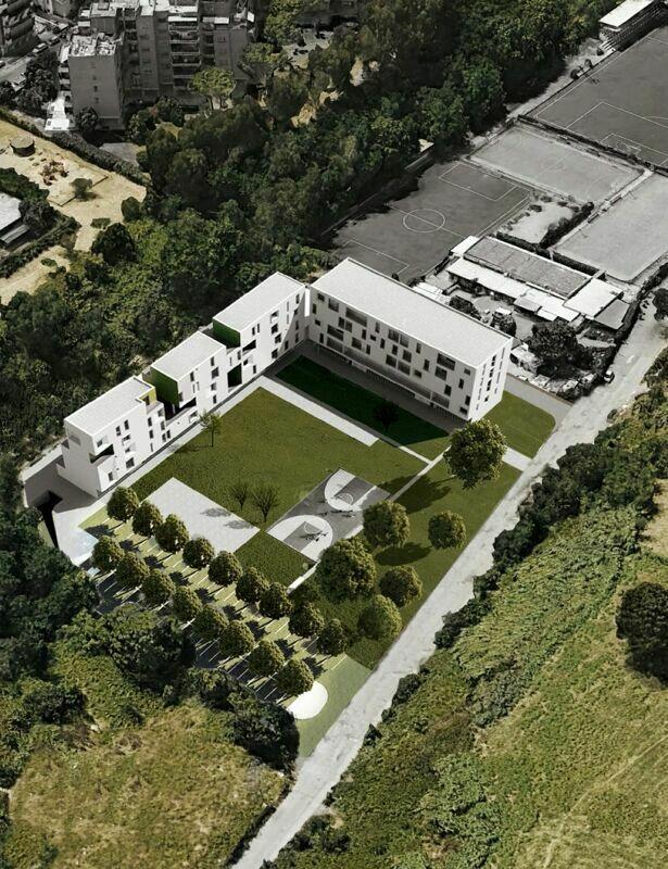 Case popolari nell'ex scuola di Primavalle, l'Osservatorio cittadino ha incontrato Montuori e Vivarelli: