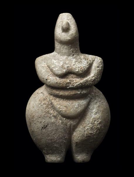 Grande Dea Madre Sorgente - V millennio a.C.-3