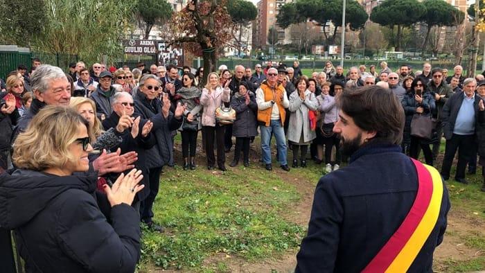 I residenti ricordano il dottor Magnotti