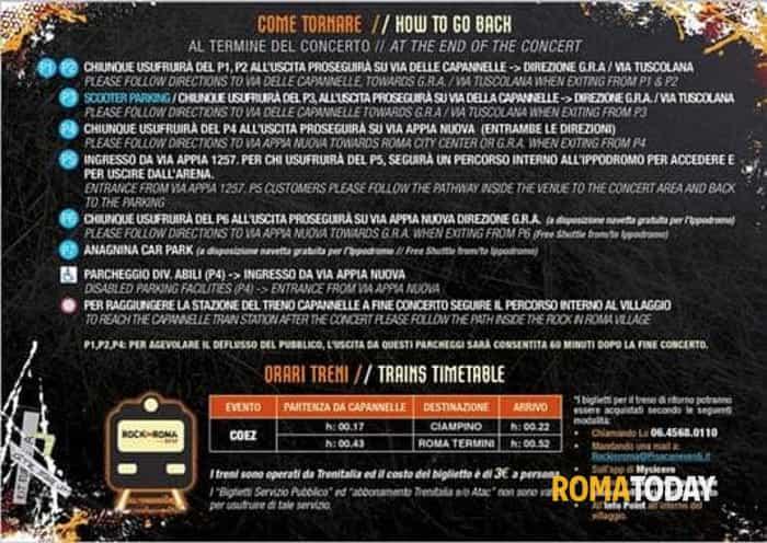 Concerto Coez Rock in Roma (2)