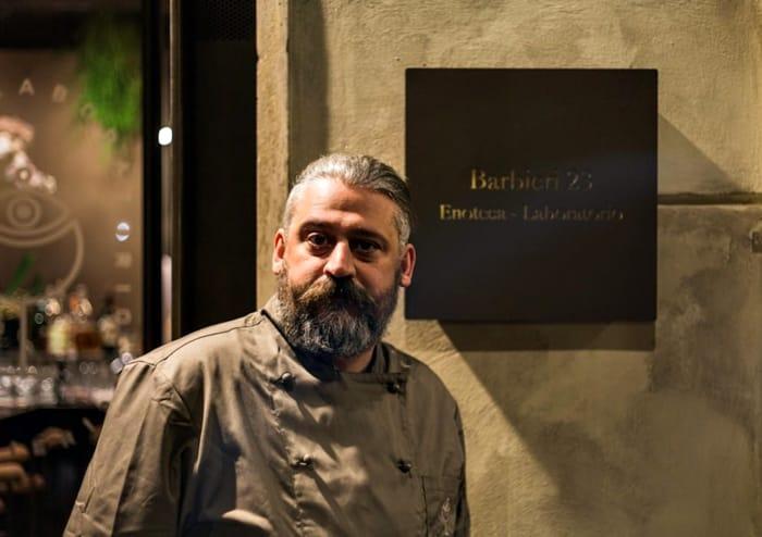 lo chef Giorgio Baldari-2