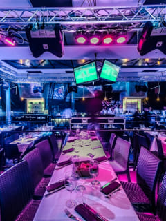 Project, discoteca e ristorante all'EUR