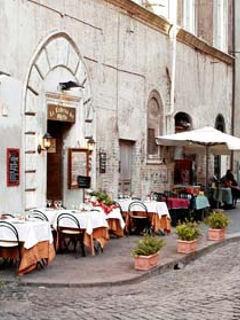 Ristorante La Taverna del Ghetto