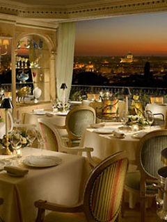 Ristorante Mirabelle presso l'Hotel Splendide Royal